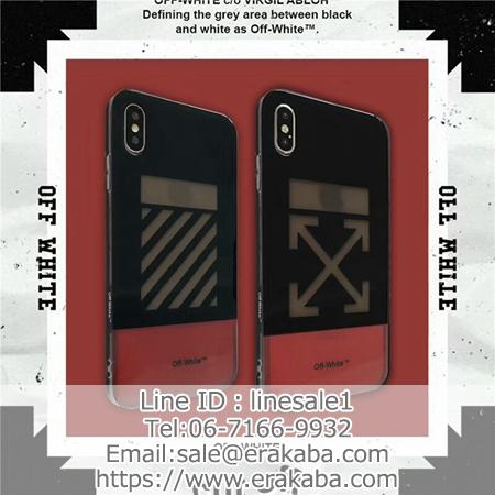 OFF WHITE IPHONE X XR XS XSMAXケース