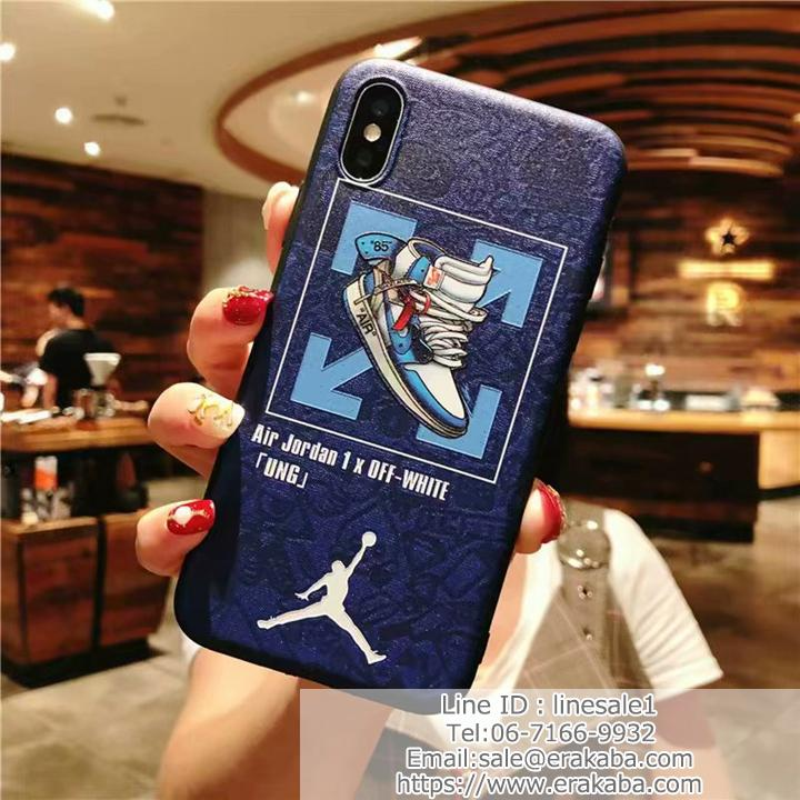 air jordan iphone8plusケース 個性的