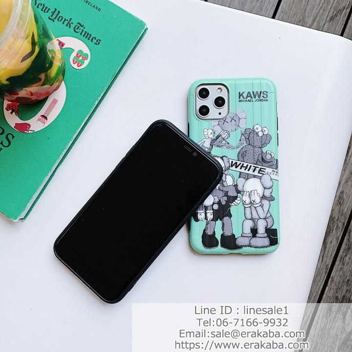 kaws iphone11pro max case
